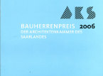 Hepp + Zenner Architekten  Bauherrenpreis Illipse